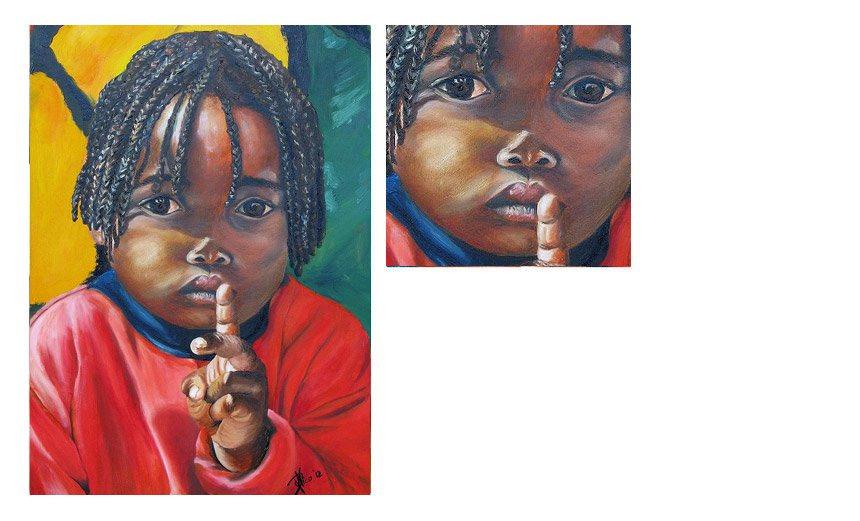 Bambino di Soweto