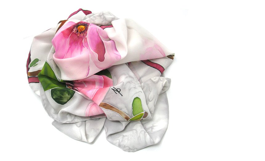 Rami di magnolia